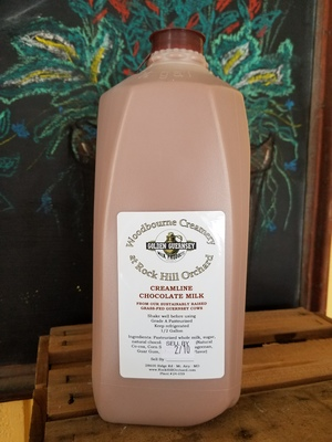 Milk - Chocolate - Half Gallon - Pick-up